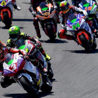 Foto-foto dari GP Spanyol MotoE 2021