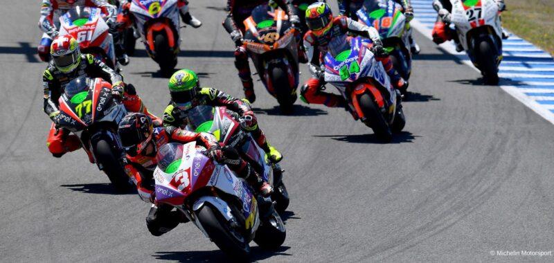 Le foto del GP di Spagna della MotoE 2021