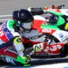 Positive debut in Jerez for the LCR's rookies Pons and Zannoni