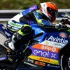 First points in MotoE for Pires while Cardelus falls during the race