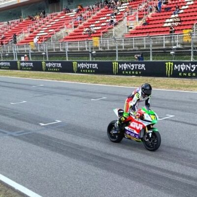The gallery of the Catalan GP of the MotoE 2021