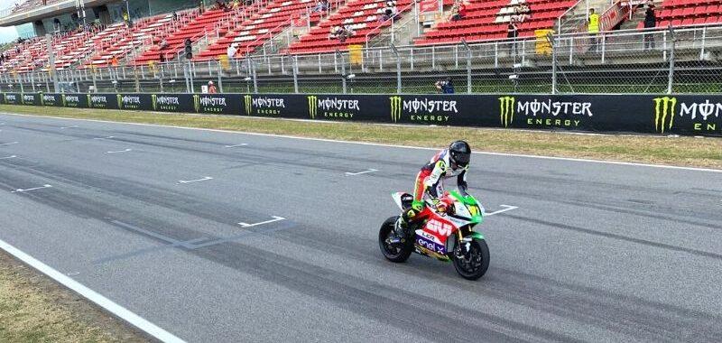 Le foto del GP di Catalogna della MotoE 2021