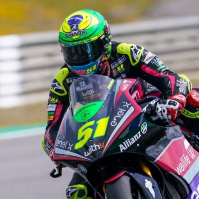 FP1 CatalanGP: Eric Granado leads the first free practice
