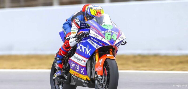 GP di Catalogna FP3: Fermin Aldeguer è il più veloce