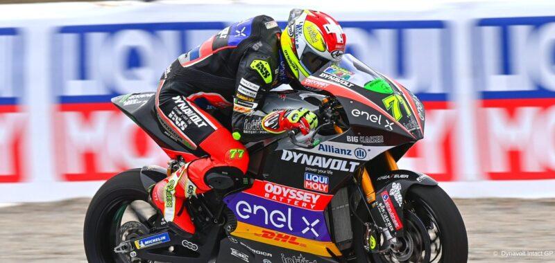 Aegerter conquista il secondo posto nel GP di Catalogna