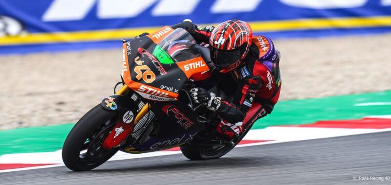 Torres di nuovo a podio sul circuito di Montmeló