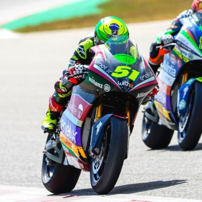 Catalan GP to forget for Eric Granado