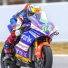 The performance of the MotoE: the data from the Aspar team