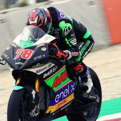 Difficult race for Hikari Okubo in the Catalan GP