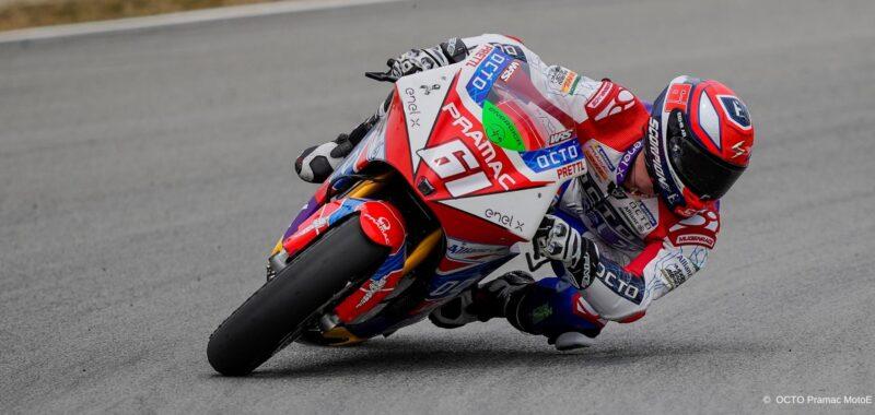 GP d'Olanda FP1: Alessandro Zaccone subito in testa