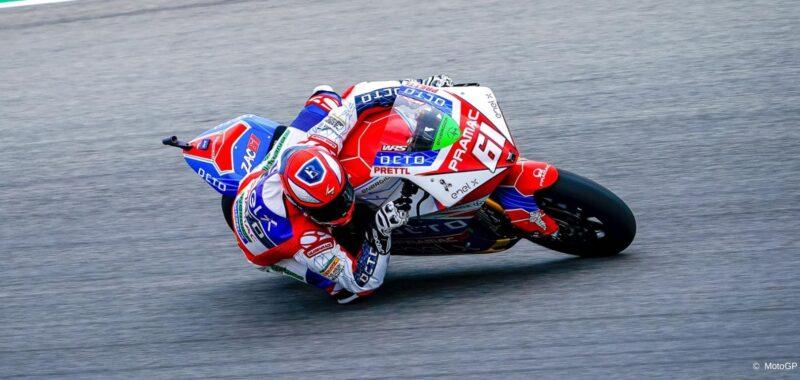 GP d'Olanda FP2: Alessandro Zaccone primo anche nel pomeriggio