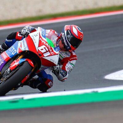 GP d'Olanda FP3: Alessandro Zaccone guida anche la terza sessione