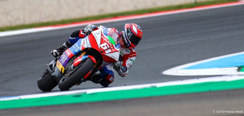 FP3 Dutch GP: Alessandro Zaccone also leads the third session