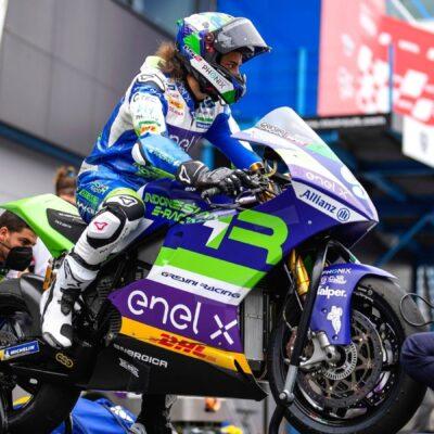 Le foto del GP d'Olanda della MotoE 2021