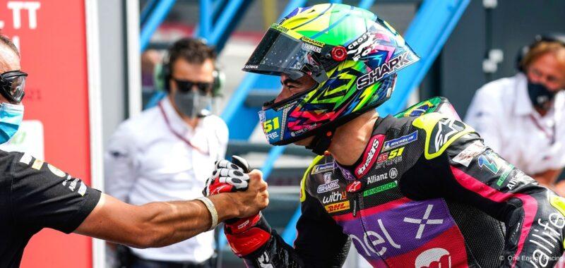 Granado achieves the fourth consecutive E-Pole in Assen