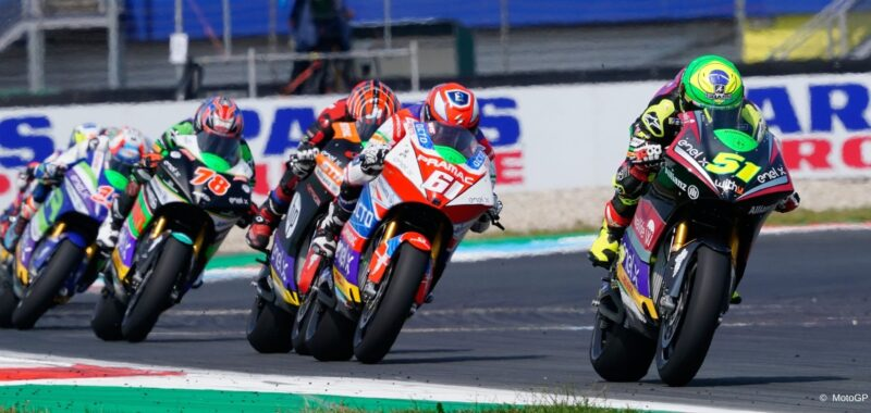 The new standings of the MotoE after the Dutch GP in Assen