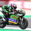 Okubo takes further steps forward in the Dutch GP in Assen
