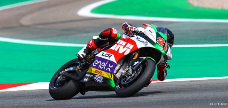 The motor of the MotoE: how it changes the riding style