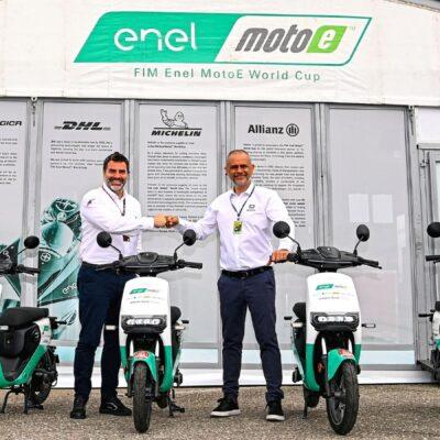 Vmoto Soco diventa il fornitore degli scooter per la MotoE