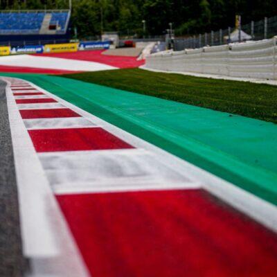 I freni Brembo della MotoE sulla pista del Red Bull Ring
