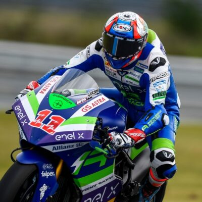 The Gresini team is looking for the first podium of the season in the AustrianGP