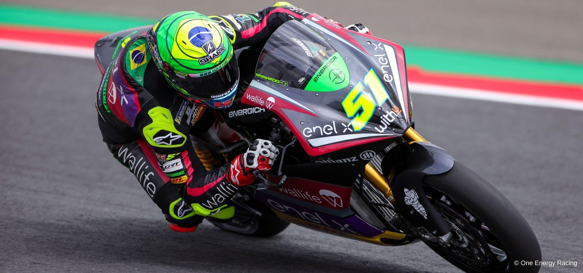 San Marino GP FP1: Granado takes the lead