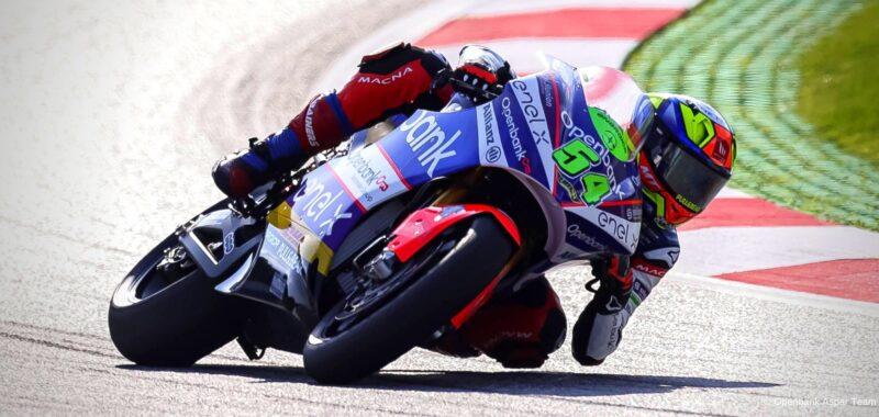 Austrian GP: Fermin Aldeguer achieves the EPole