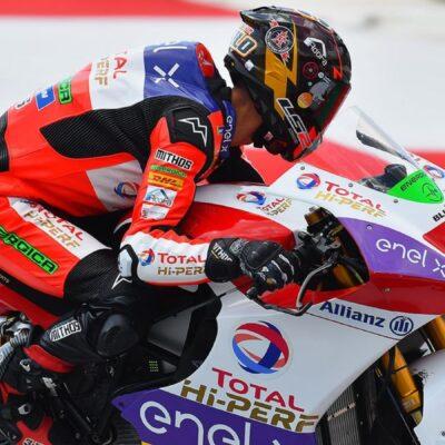 GP in Austria: la prima vittoria di Lukas Tulovic