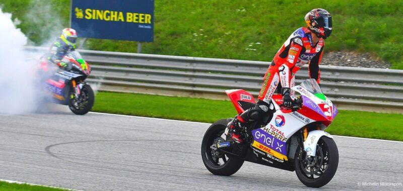 Le foto del round in Austria della MotoE 2021