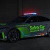 BMW M presenta la nuova BMW i4 M50 Safety Car per la MotoE