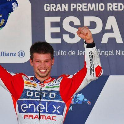 Alessandro Zaccone: dal terribile incidente di Misano alla Moto2