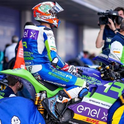The Gresini team is ready for the home race at the Misano circuit