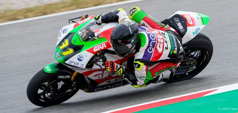 San Marino GP FP2: Pons first on the wet track