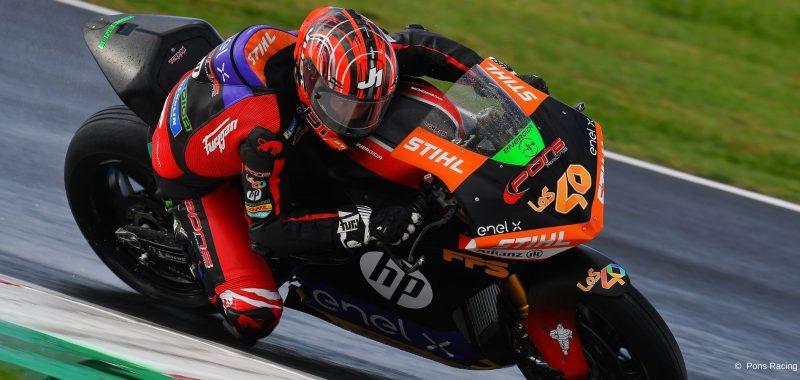 San Marino GP:  Jordi Torres conquista la EPole