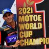The final standings of the MotoE World Cup 2021