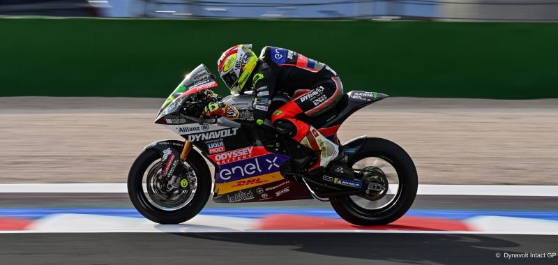 Aegerter vice-champion of the MotoE after the penalty for the clash with Torres