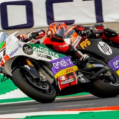 Torres e Casadei sono i piloti Pons Racing MotoE per il 2022