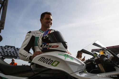 Le Mans - Randy de Puniet