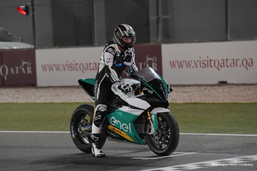 Qatar - First Demo Lap - Simon Crafar