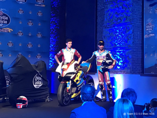 Presentation of Team EG 0,0 Marc VDS