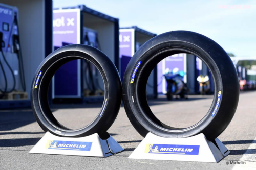 Michelin Slick MotoE