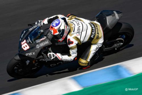 Test Jerez 2019 MotoE