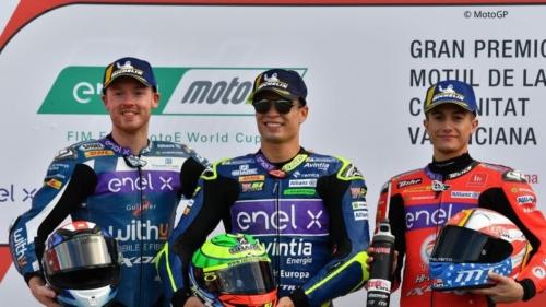 Valencia Podio Gara2