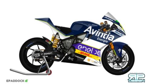 Avintia - Cardelus MotoE 2020