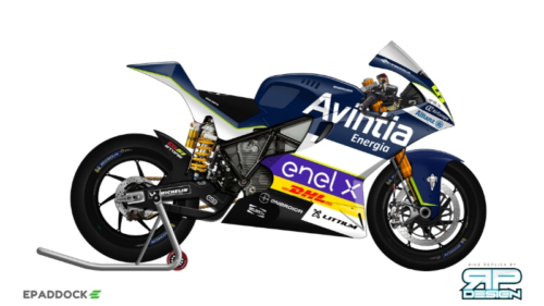 Avintia - Granado MotoE 2020