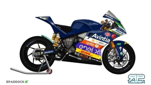 Esponsorama Avintia Racing