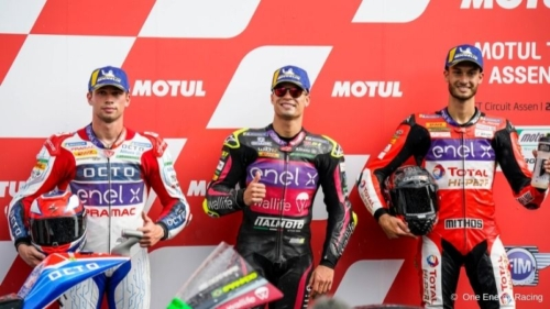 Dutch GP MotoE 2021