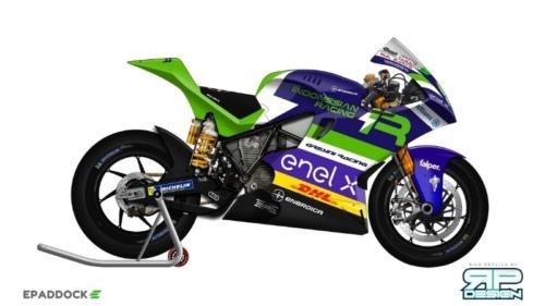 Indonesian E-Racing Gresini MotoE
