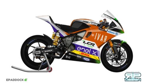 LCR - Canepa MotoE 2020