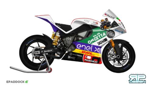 SIC58 - Casadei MotoE 2020